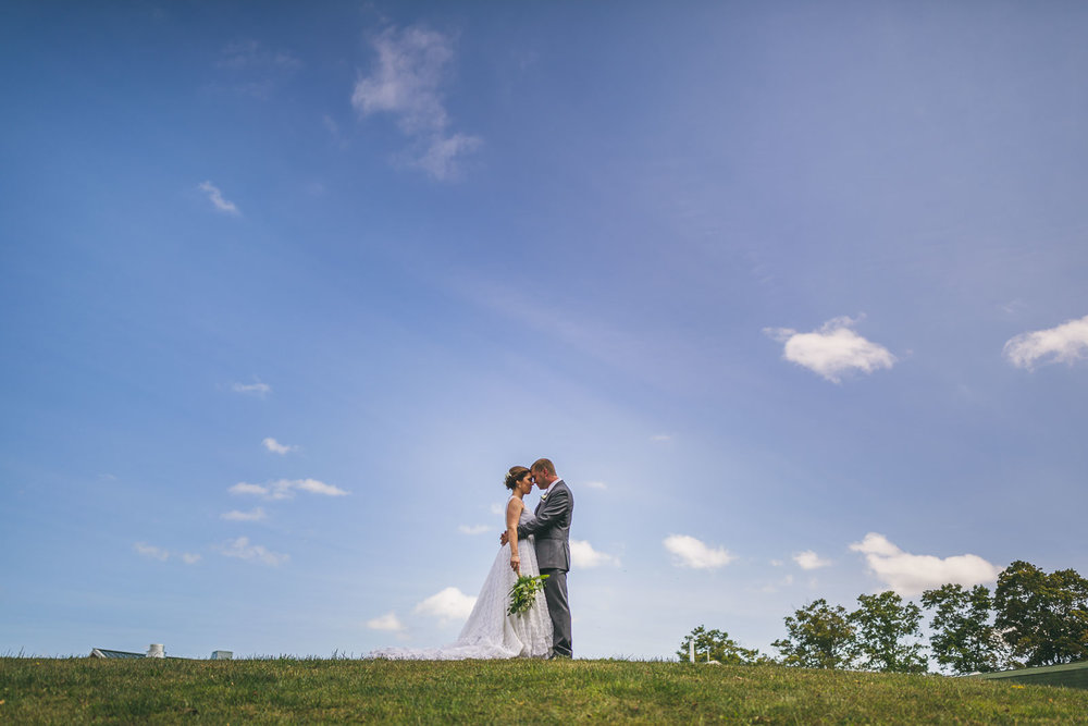 Great Meadows Wedding Photographer