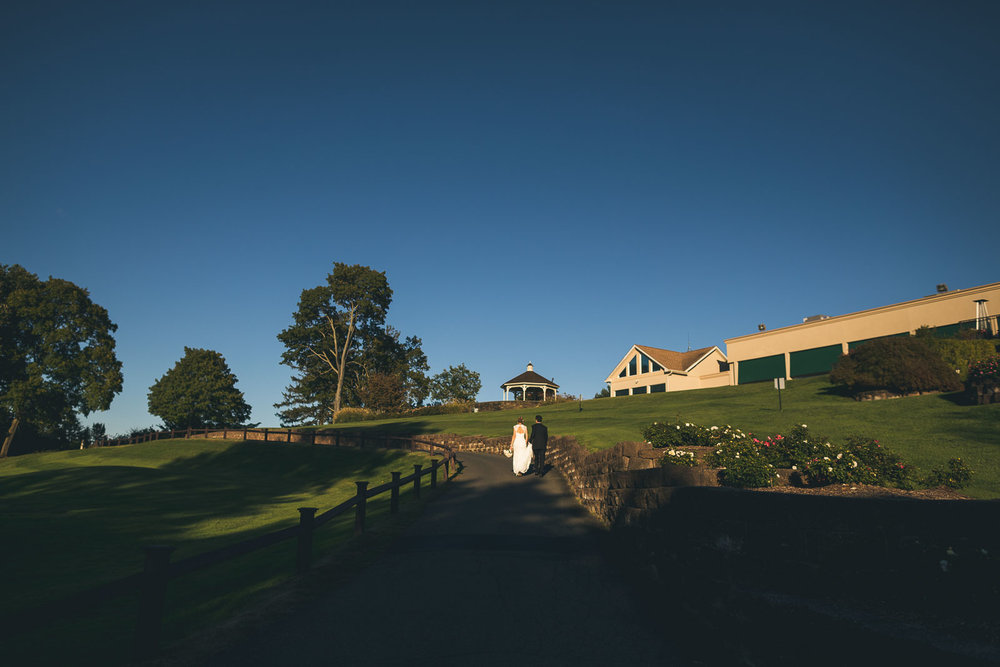 Brooklake Country Club Wedding Photography