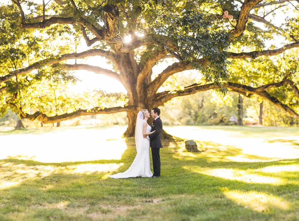 Brooklake Country Club Wedding