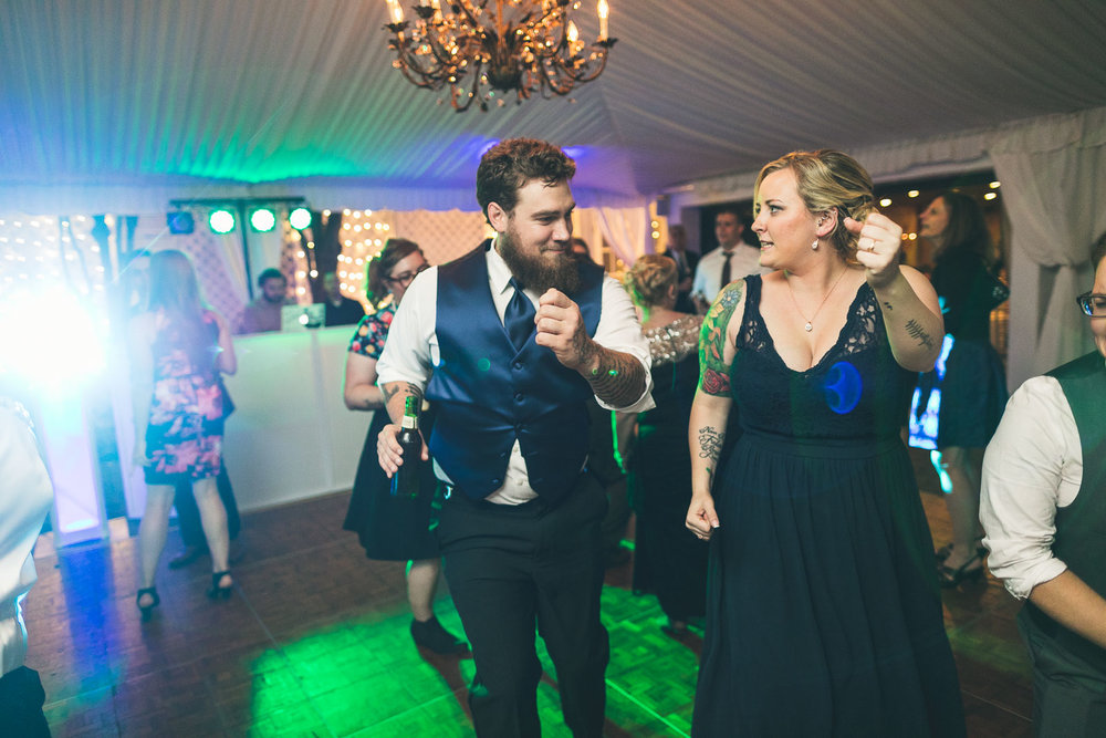 The Grain House Wedding Reception