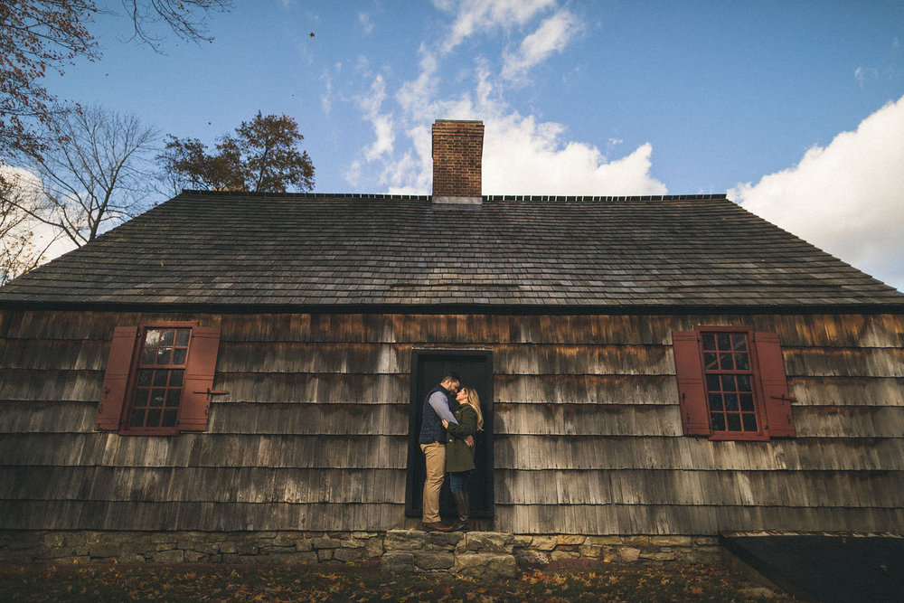 Old House Engagement