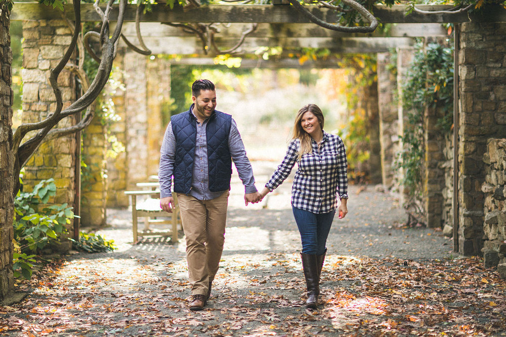 Cross Estates Engagement Photography