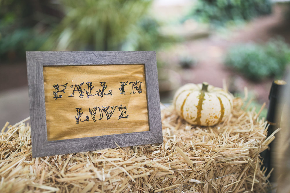 Fall in Love with Wedding Details