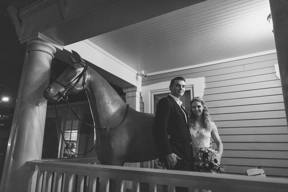 Gladstone Tavern Wedding Photography