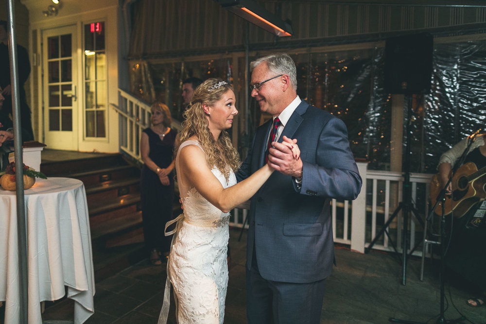 Gladstone Tavern Wedding