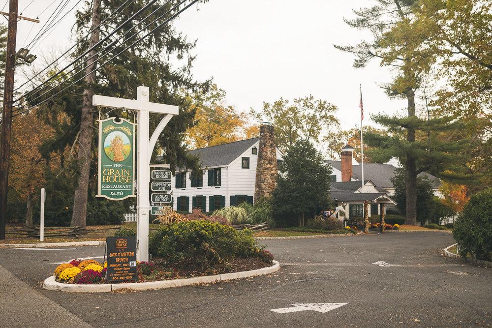 The Grain House Restaurant Basking Ridge NJ