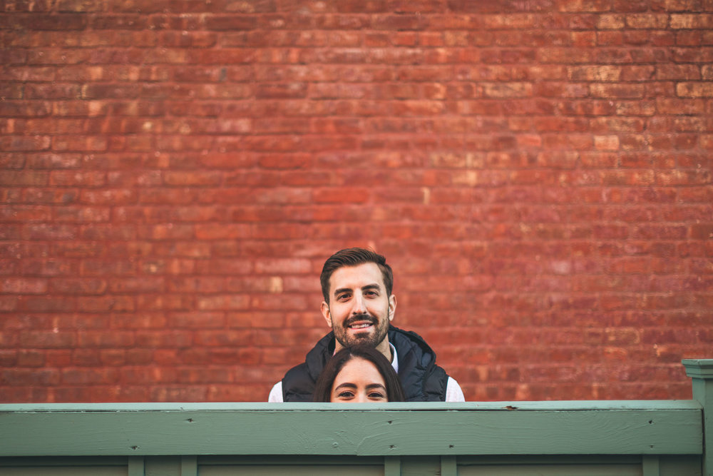 Hoboken Creative Engagement Photography