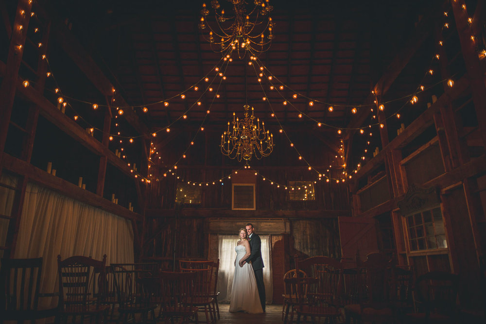 Jack's Barn Wedding