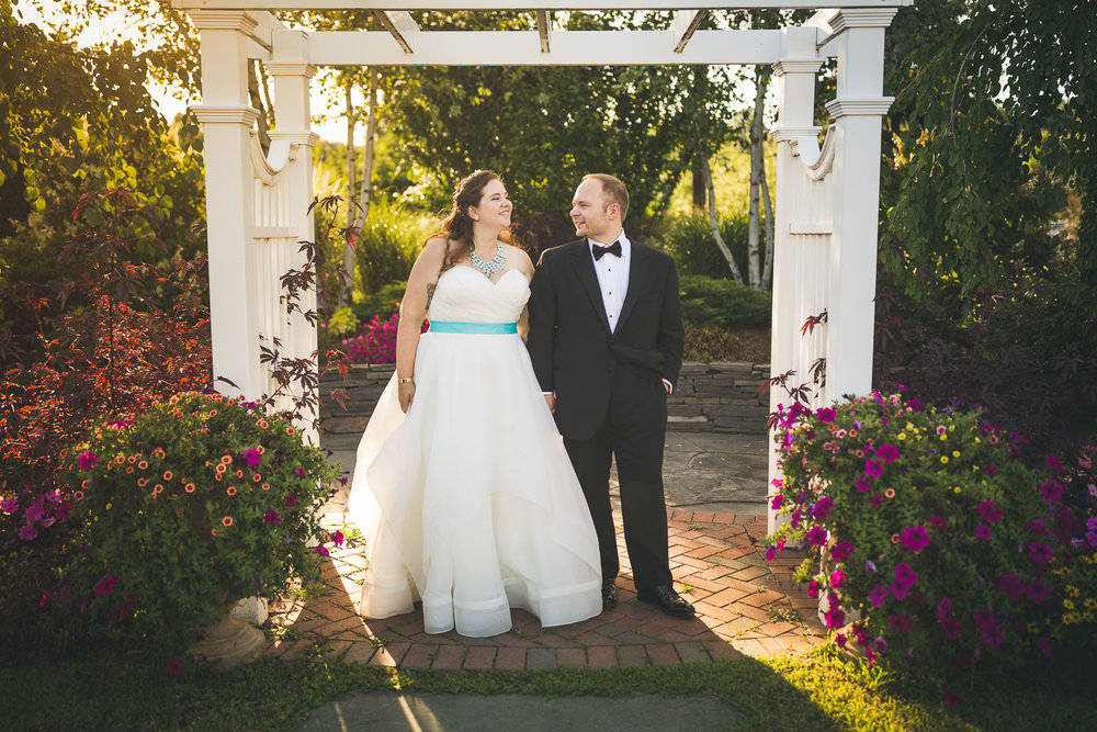 Sussex County Conservatory Wedding