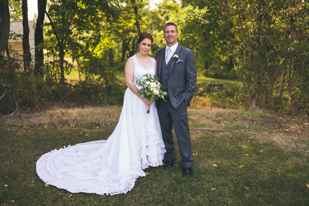 Great Meadows Wedding