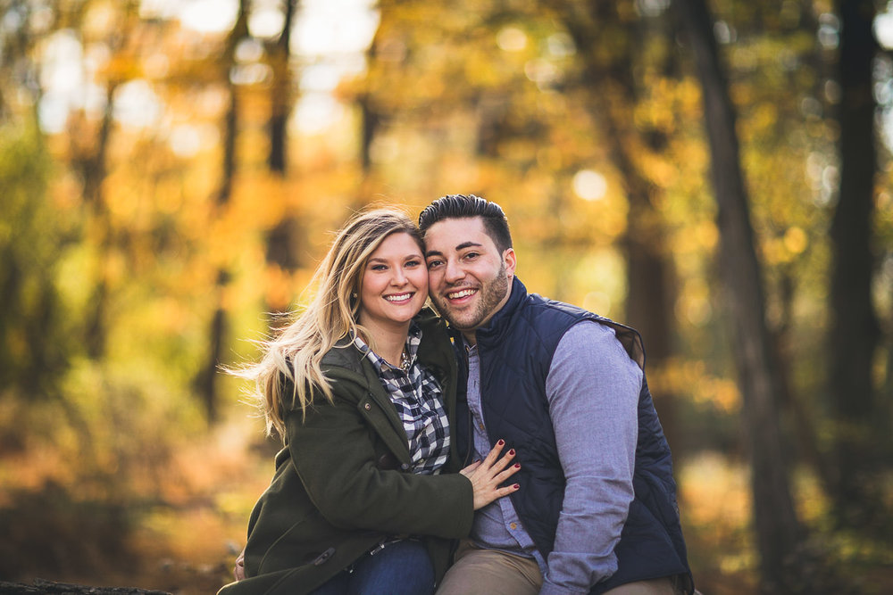 Morristown Engagement Photography