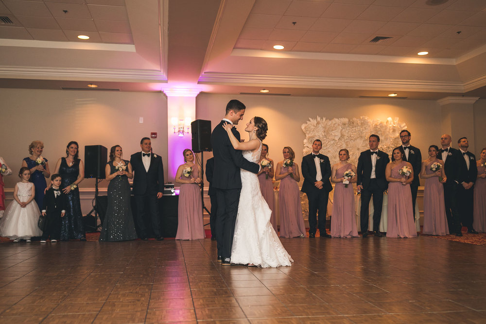 First Dance Woodcrest Wedding
