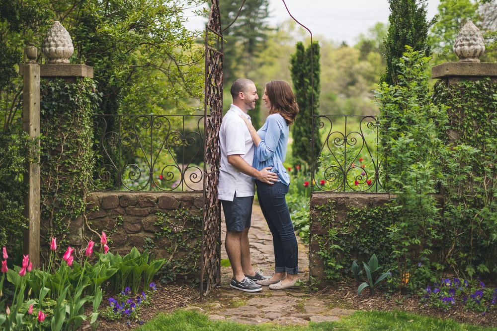 Love in the garden