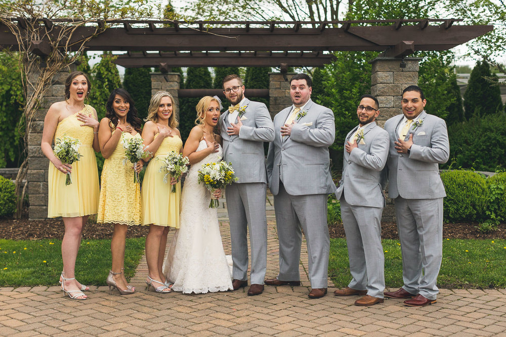 Wedding Party Conservatory at Sussex County Fairgrounds
