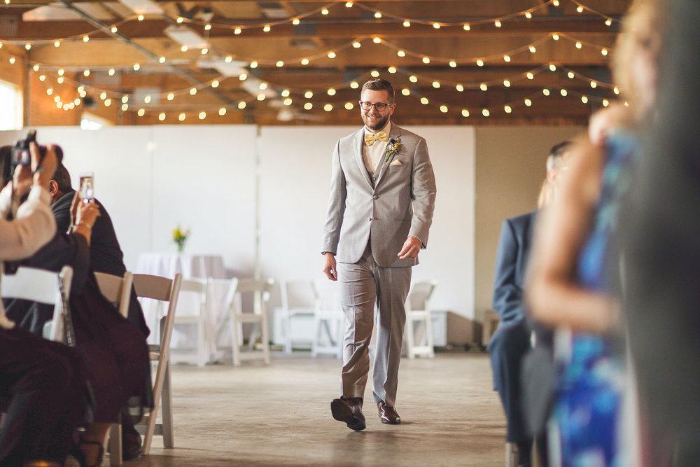 Sussex Conservatory Indoor Wedding Ceremony