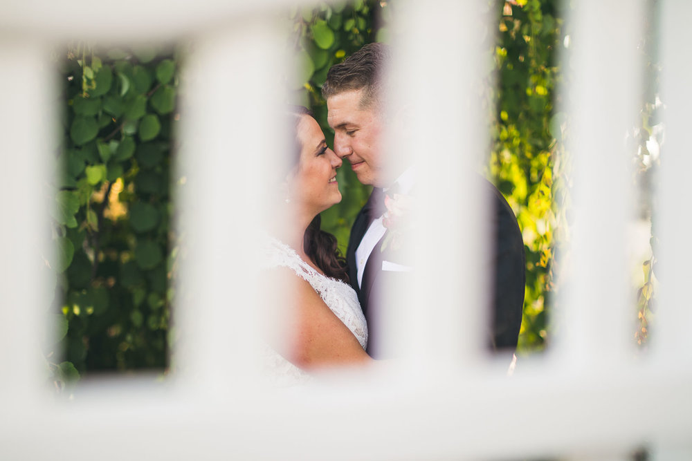 Creative Wedding Portraits at The Conservatory at the Sussex County Fairgrounds