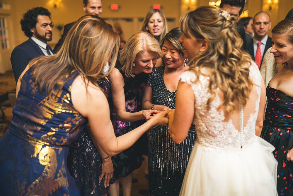 Wedding Reception Grand Cascades Lodge