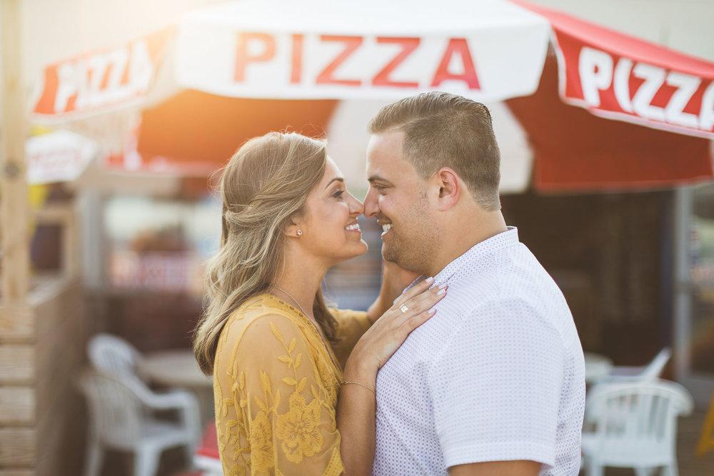 Boardwalk dreams of Pizza