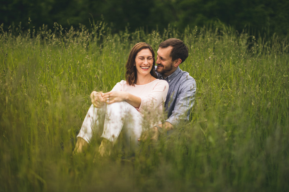 Morristown Engagement Photos