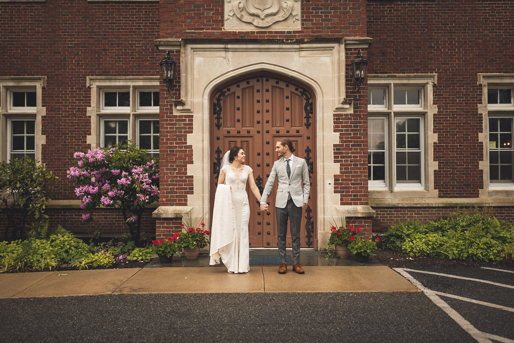 Rutherfurd Hall Wedding Photographer
