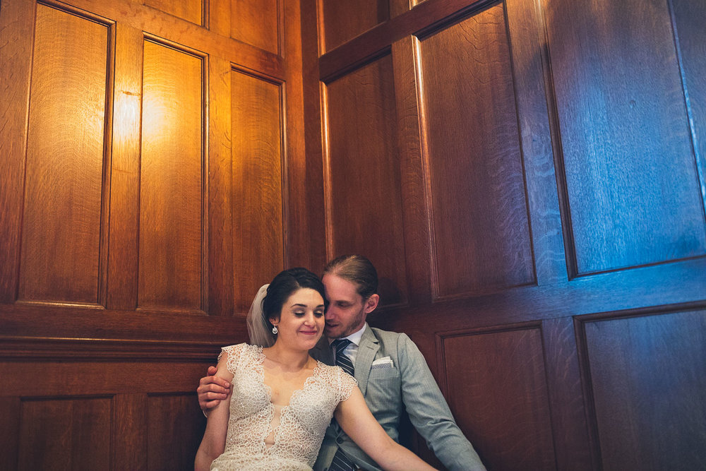 Creative Rutherfurd Hall Wedding Photography