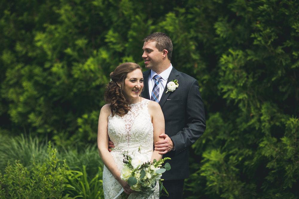 Farmington Gardens Wedding Photography