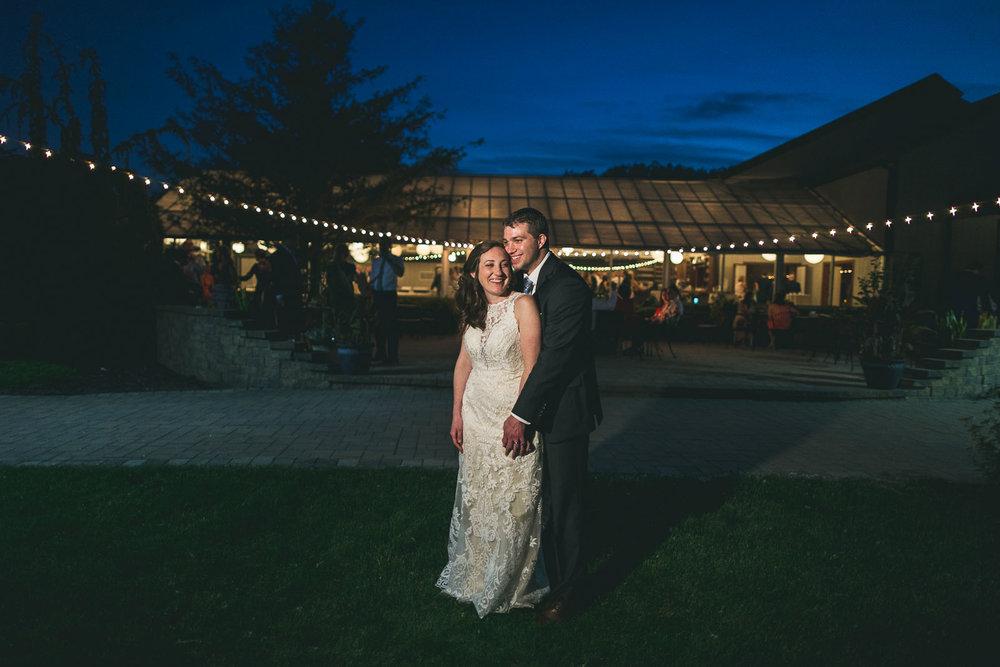 Farmington Gardens Creative Wedding Photography