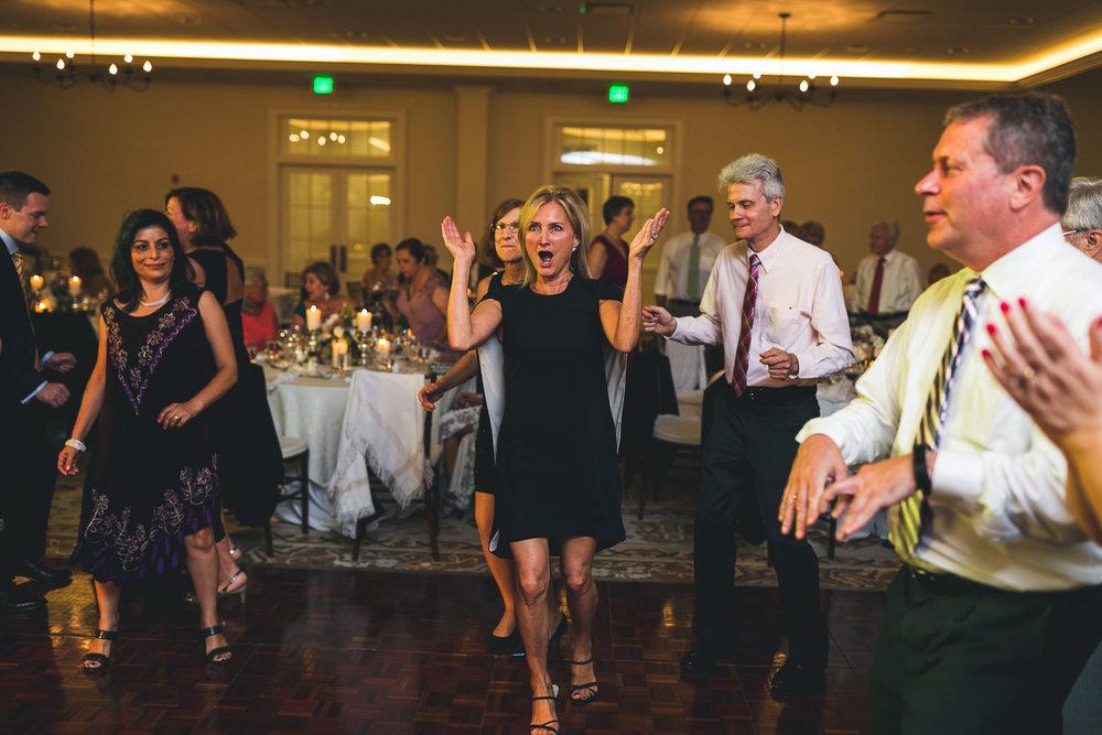 Hamilton Farm Golf Club Wedding Reception