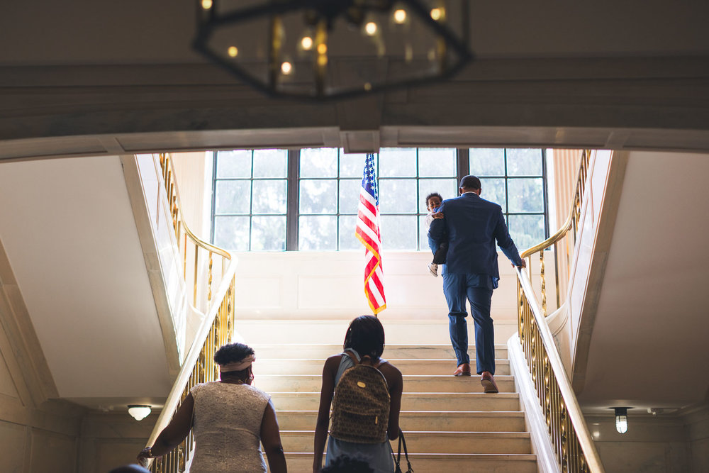 Madison Courthouse Elopement