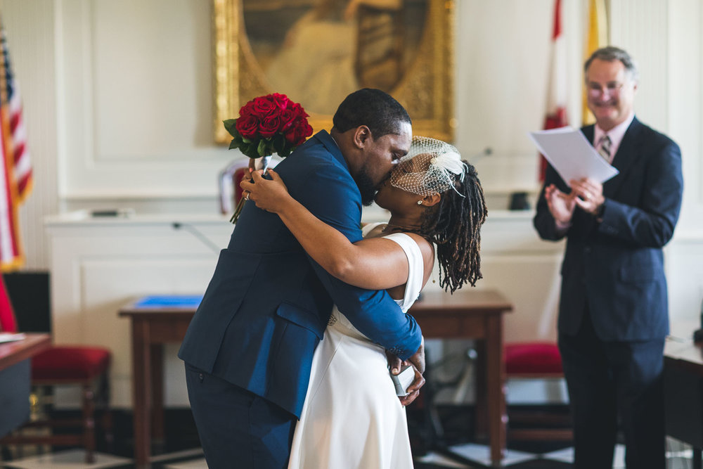 Madison NJ Wedding Elopement