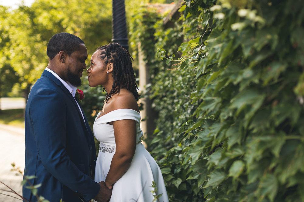 Wedding Portraits Madison NJ