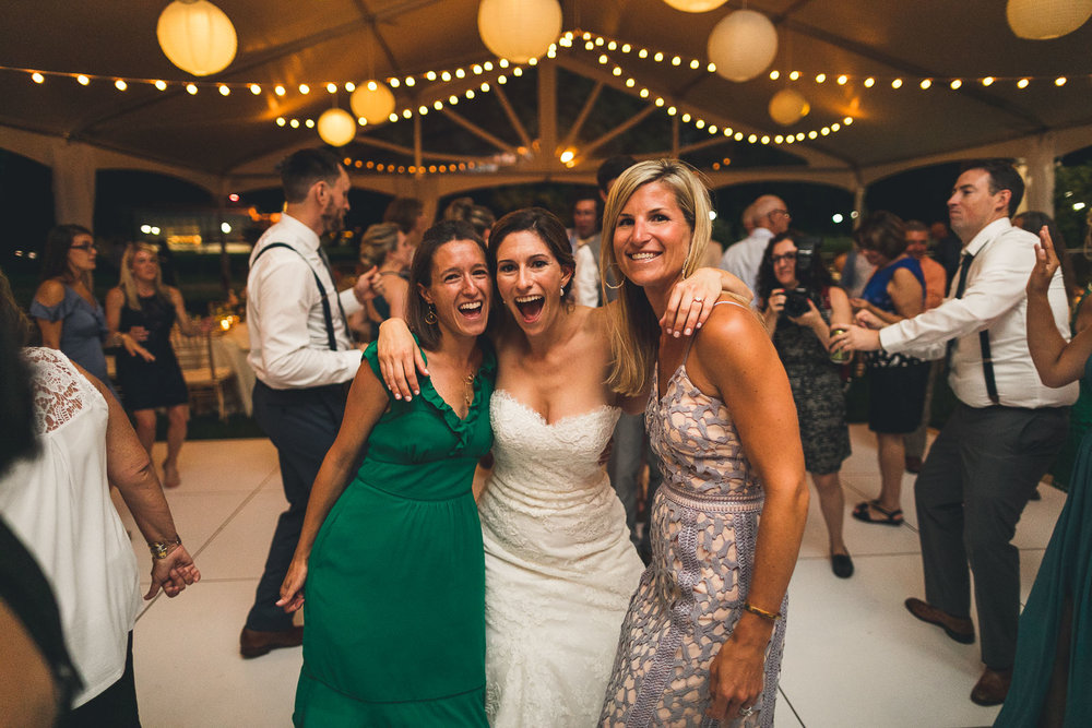 Fairleigh Dickinson University Wedding Reception