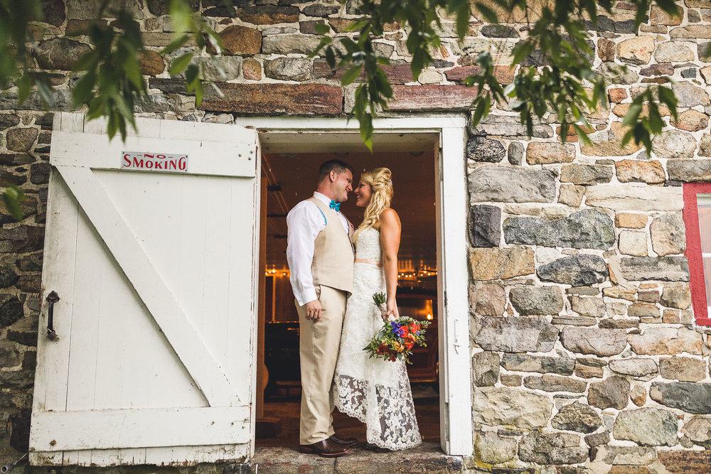 Farm Wedding Photography NJ