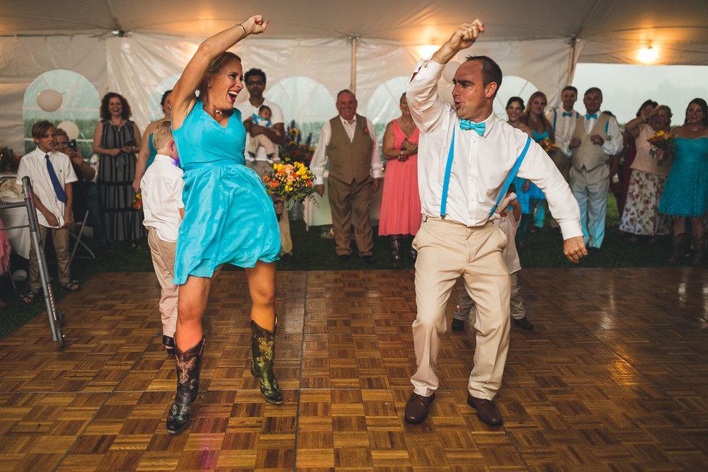 Introduction Wedding Dance
