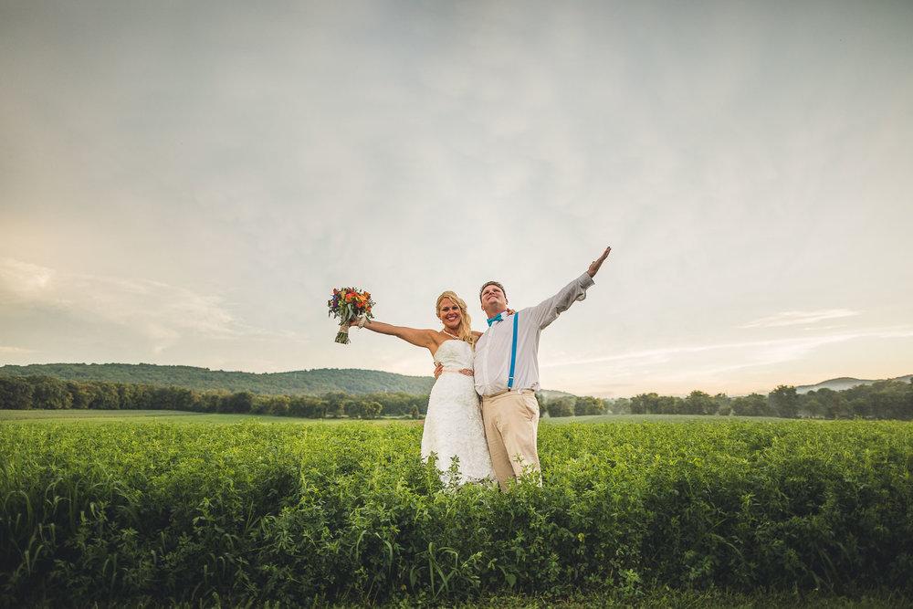 Farm Wedding Photographer New Jersey