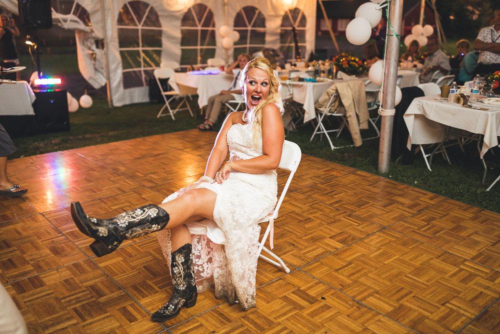 Farm Wedding New Jersey