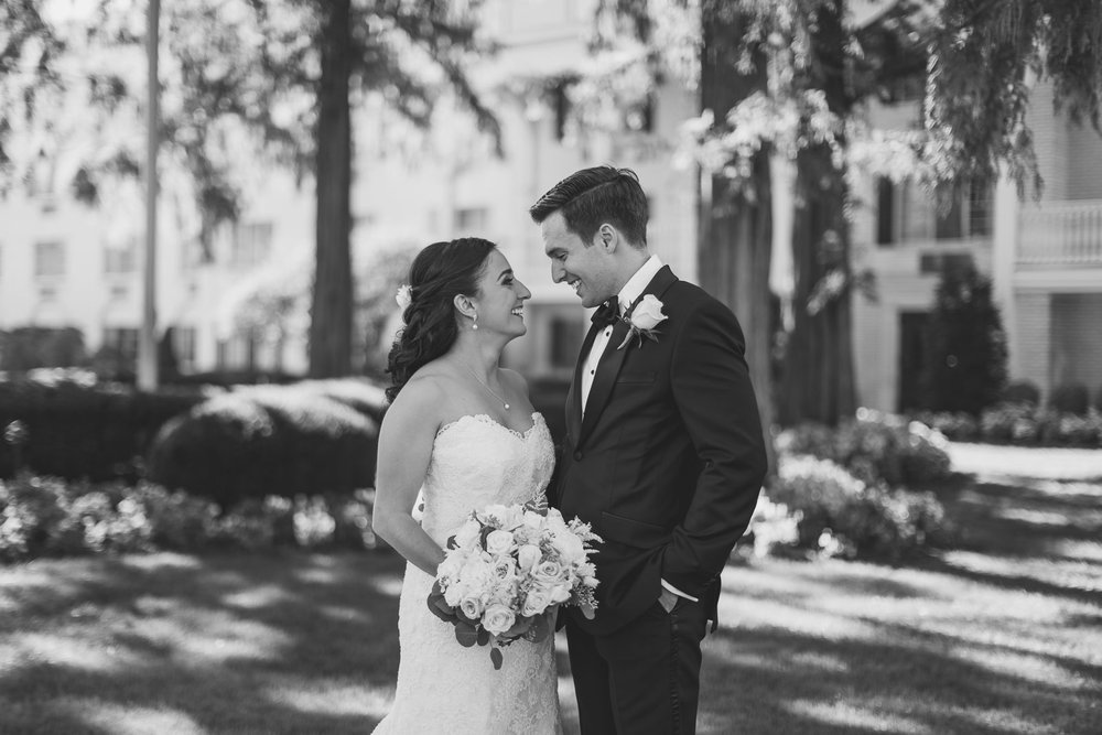 Madison Hotel Wedding Portraits