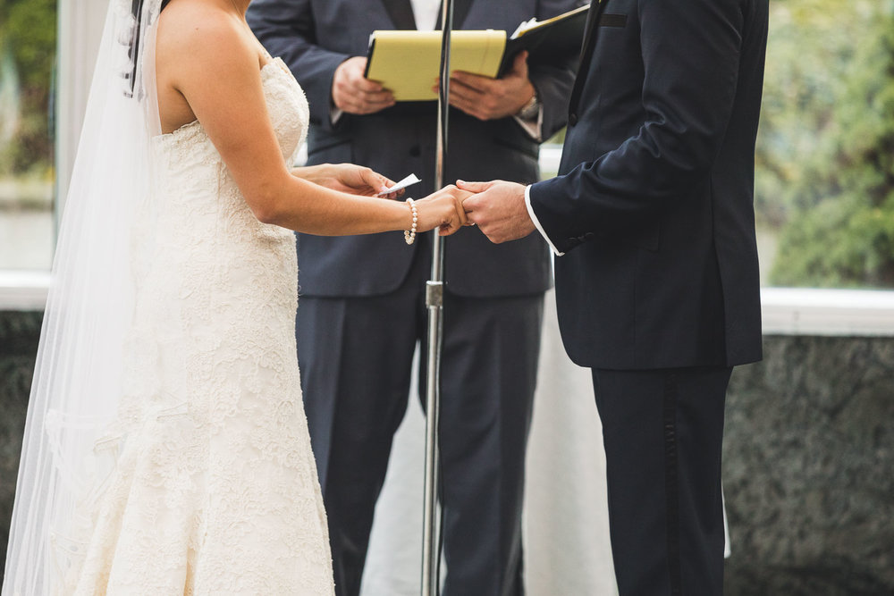 Madison Hotel Wedding Ceremony