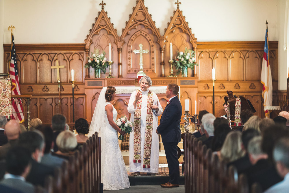 Holy Trinity Episcopal Church Spring Lake Wedding