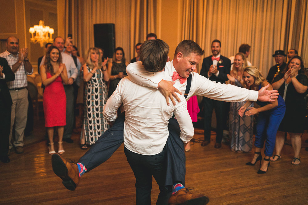 Spring Lake Bath & Tennis Club Wedding Reception