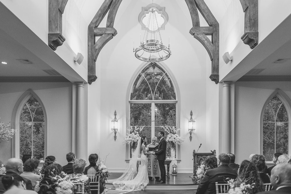 Park Chateau Chapel Wedding Photography