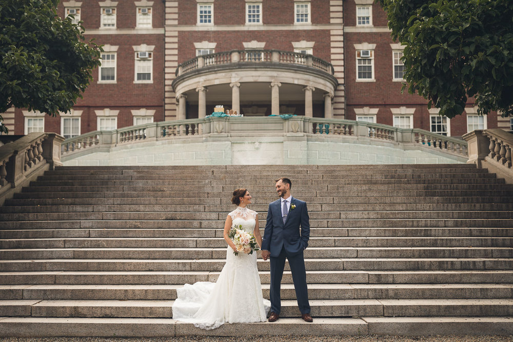 Wedding Photography Fairleigh Dickinson University