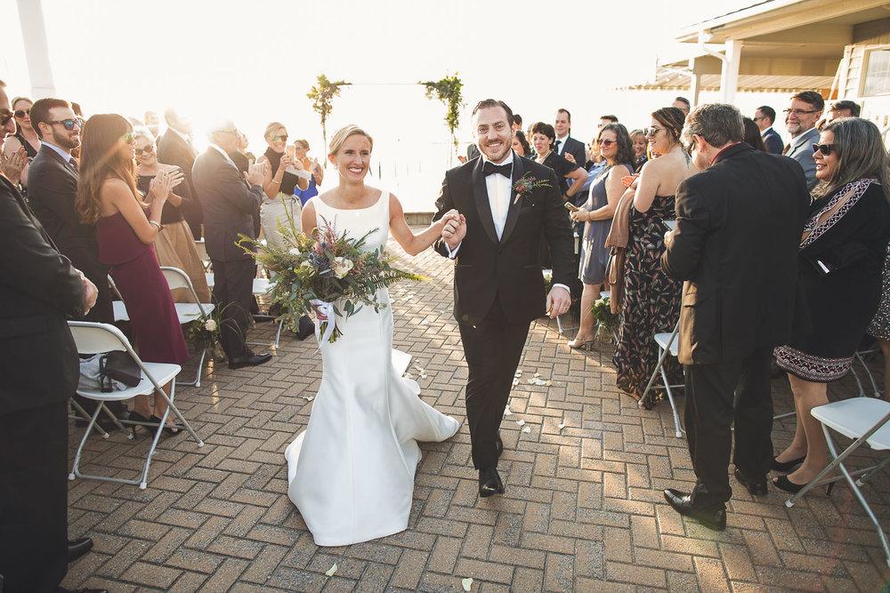 Brant Beach Yacht Club Wedding