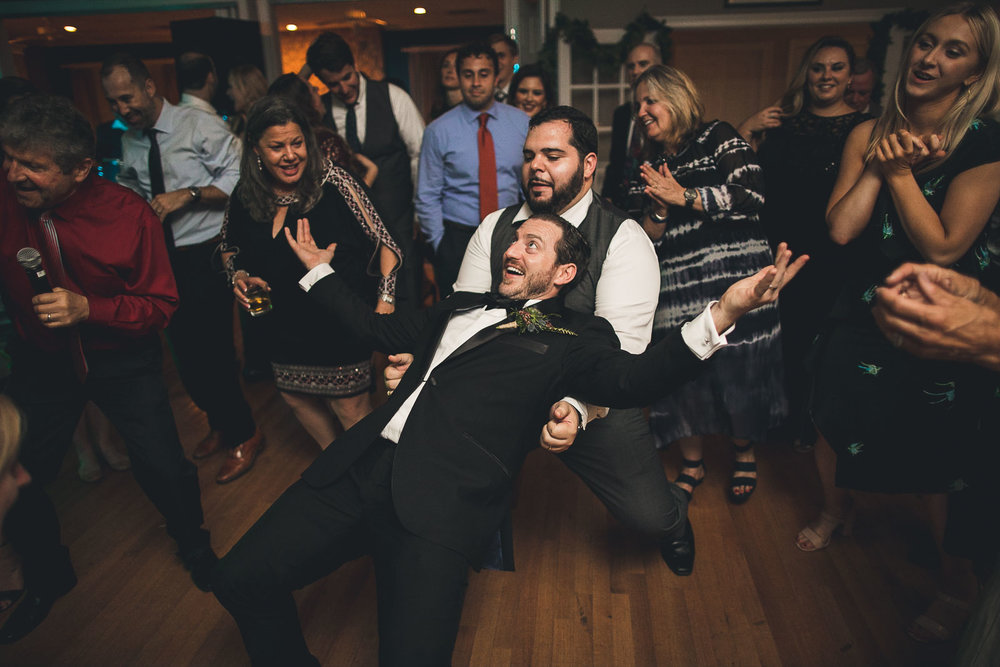 Long Beach Island Wedding Reception