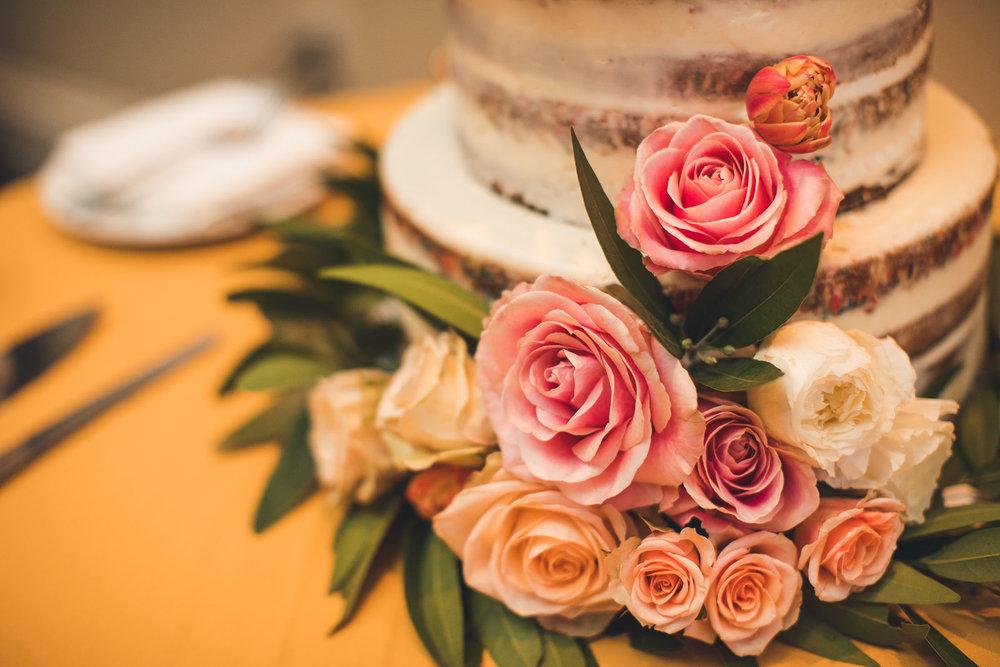 Wedding Flowers Orange Lawn Tennis Club