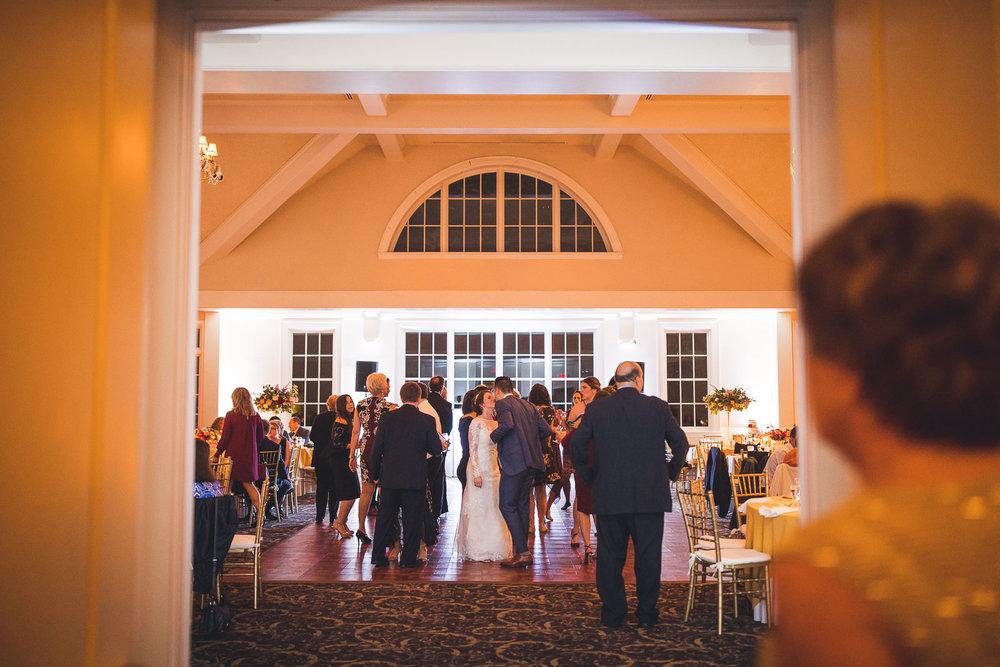 Orange Lawn Tennis Club Wedding Reception