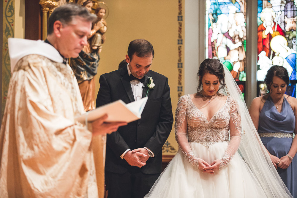 Wedding Prayer Seton Hall