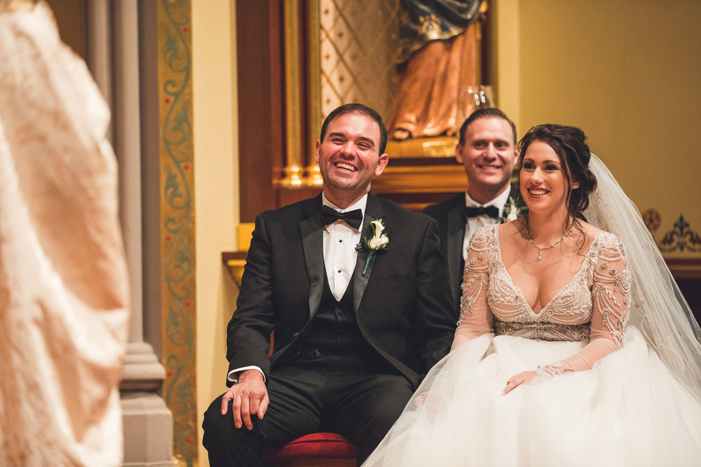 Wedding Happiness Seton Hall University
