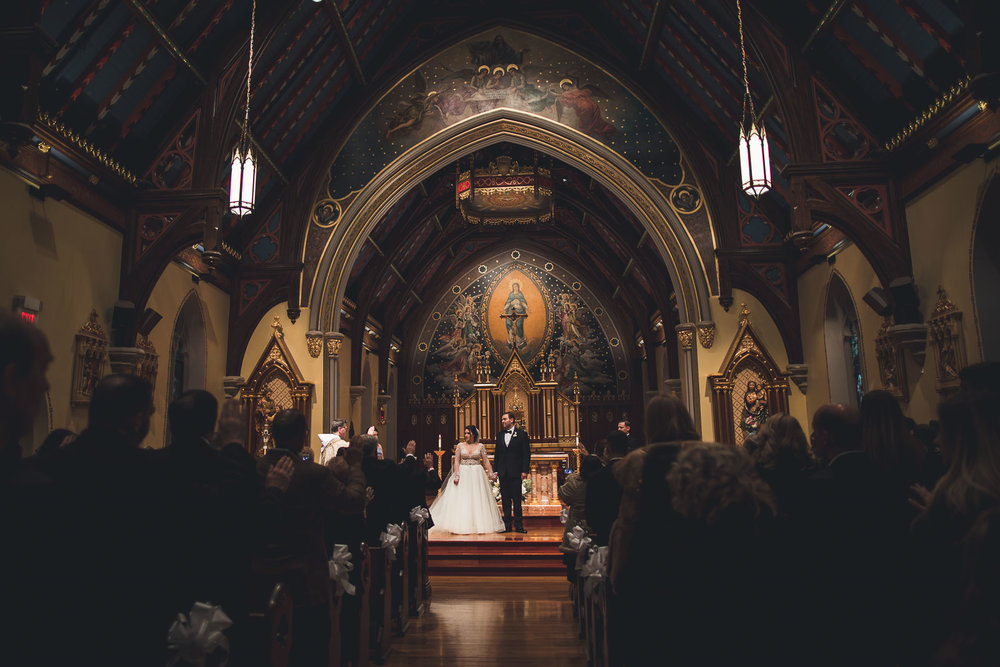 Seton Hall Wedding Chapel