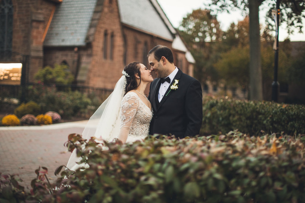 Seton Hall Wedding Photographer